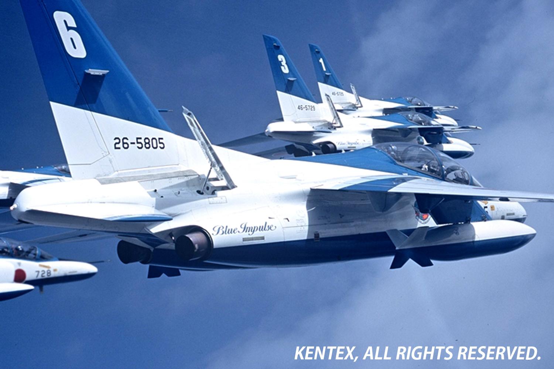T-4の機体にも使用されているチタン